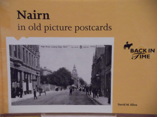 Nairn in old Picture Postcards