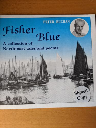 Fisher Blue