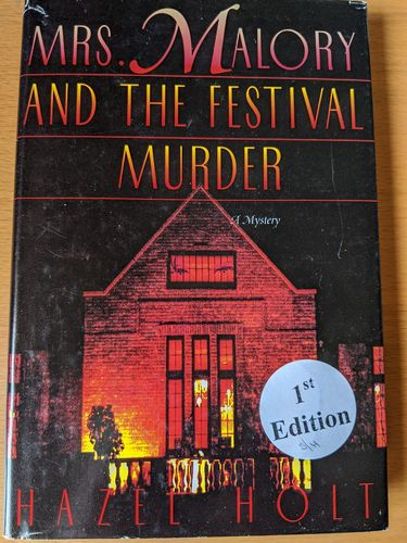 Mrs Malory and the Festival Murder