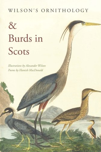 Wilsons Ornithology and Burds in Scots