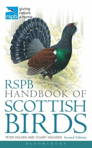RSPB Handbook of Scottish Birds : Second Edition