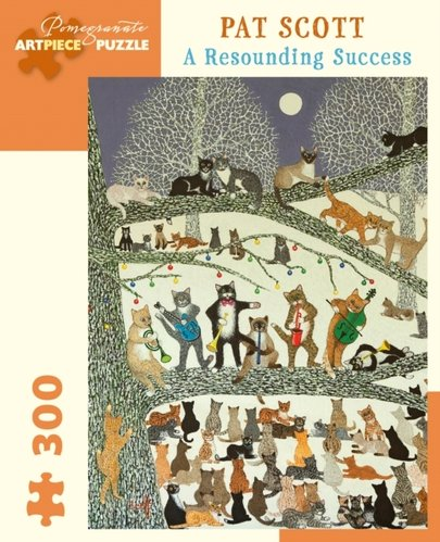 Pat Scott : A Resounding Success 300-Piece Jigsaw Puzzle