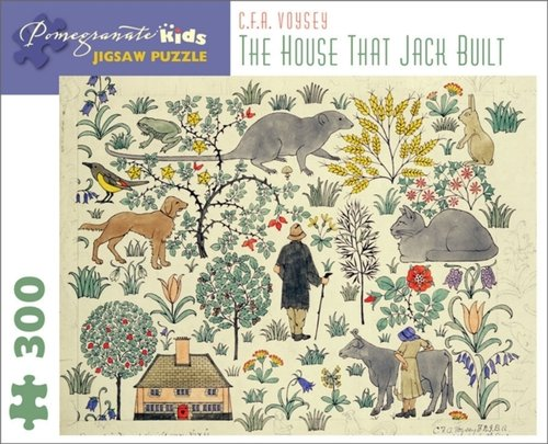 HOUSE THAT JACK BUILT C F A VOYSEY 300PI